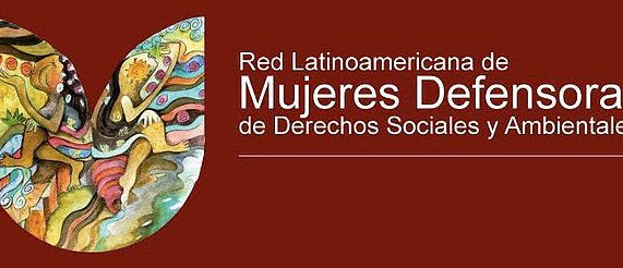 Logo Red de mujeres defensoras